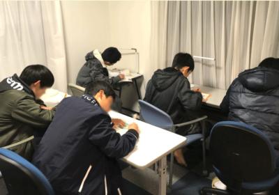 テスト対策勉強会を無料で実施